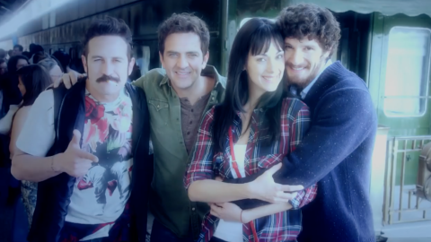 El Rico y Lázaro' Brazilian Series: Meet The Cast Of The New
