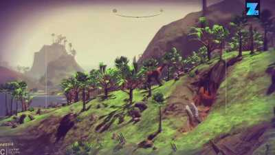 No Man's Sky: Five of the most beautiful planets in the PS4 space  exploration game