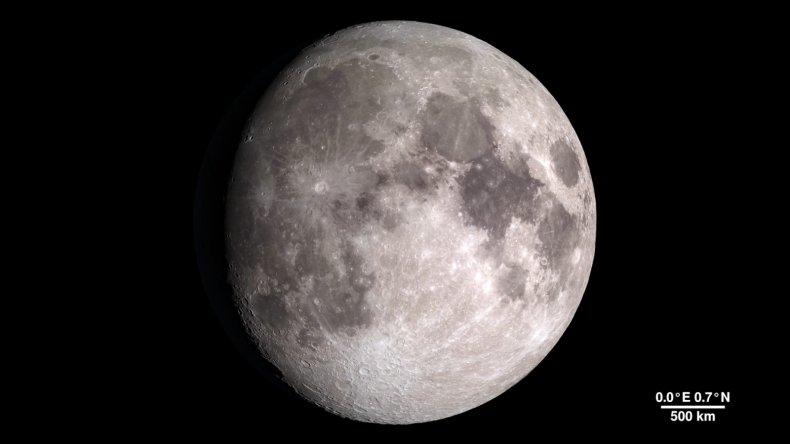 Nasa S 4k Moon Video Tour Will Blow You Away