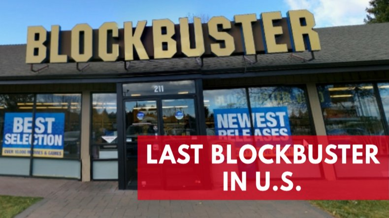 The World S Last Blockbuster Is Offering The Ultimate 90s