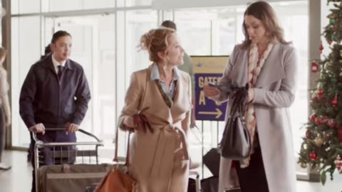 A Godwink Christmas.A Godwink Christmas Hallmark Movies Premiere Cast Trailer