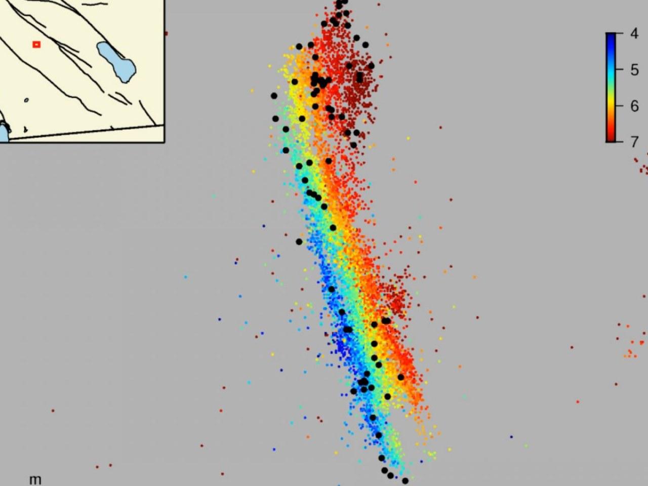 Ridgecrest Earthquake Potential Landslides After California Struck By Magnitude 4 0 Quake