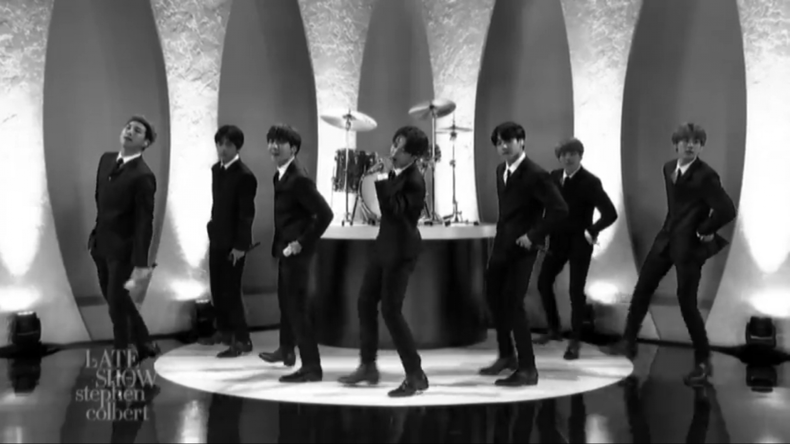 bts pay homage beatles
