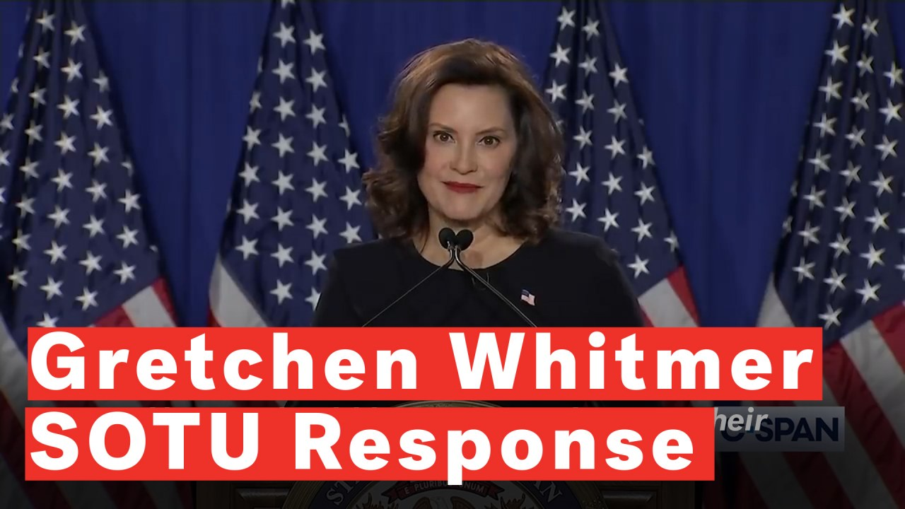 Michigan Governor Gretchen Whitmer S Strict New Social Distancing Rules May Save Lives But At A High Political Price